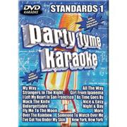 Party Tyme Standards Karaoke DVD