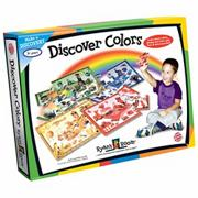 Discover Color Puzzle Set (set of 4)