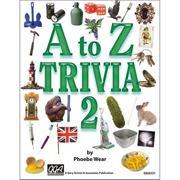 A to Z Trivia 2 Book