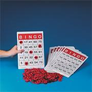 Magnetic Bingo Game