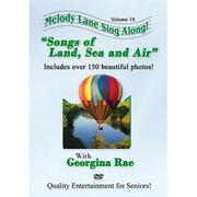 Songs of Land, Sea and Air Sing-Along DVD