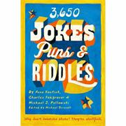 3,650 Jokes, Puns and Riddles Book