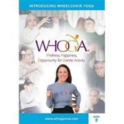 WHOGA� Wheelchair Yoga DVD, Level 2: Intermediate