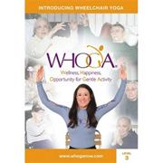 WHOGA� Wheelchair Yoga DVD, Level 3: Advanced