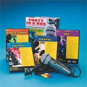 Karaoke Microphone System