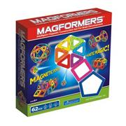 Magformers 62 Piece Extreme Magnetic Building Set (set of 62)