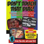 Don't Touch That Dial TV Commercial DVD