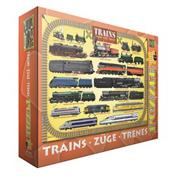 Trains Puzzle 100 Pieces