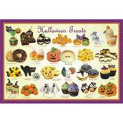 Halloween Treats Puzzle 100 Pieces