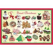 Sweet Christmas Puzzle, 100 Pieces