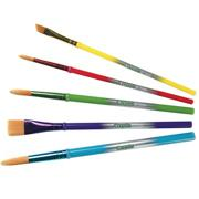 Crayola Paint Brush Set (set of 5)