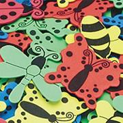 Color Splash!� Bugs & Butterflies, 700 pcs.