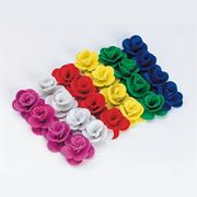 3-D Foam Rose Flowers  (pack of 144)
