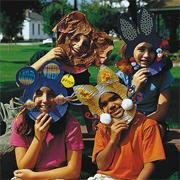 Animal Masks Activity Pack  (pack of 24)