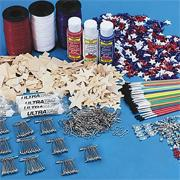 Patriotic Crafts Easy Pack