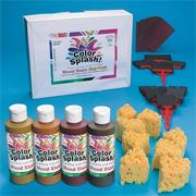 Color Splash!� Wood Stain Easy Pack