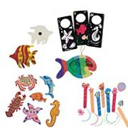Sealife Craft Kit Easy Pack