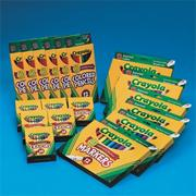 Crayola� S&S� eSSentials Easy Pack