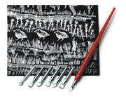 Scratch-Art� Scratch Knives Tool Set (set of 7)