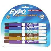 Expo Fine Tip Dry Erase Markers (pack of 12)