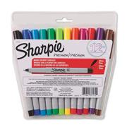Sharpie� Ultra Fine Point Assortment (set of 12)