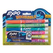 Expo Dry-Erase Fineline Markers (set of 6)