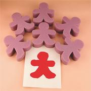 People Sponges (pack of 6)