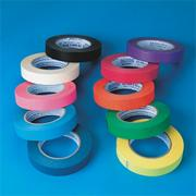 10-Color Kraft Tape Assortment, 1&quot;W x 60 yards (pack of 10)