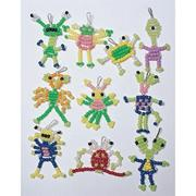 Beaded Aliens Craft Kit (makes 50)