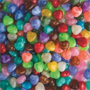 Heart Bead Assortment (bag of 290)