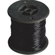 Black Extendable Jewelry Cord, 100m (328 ft) spool