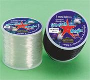 Clear Stretch Magic Jewelry Cord, 100-meter spool