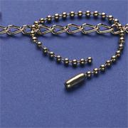 3-1/2&quot; Bead Chain  (pack of 50)