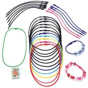 Silkies Combo Pack, Bracelets and Necklaces (pack of 24)