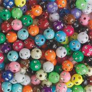 Shining Dot Beads 8mm 1/2 lb. (bag of 1100)