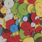 Specialty Circle Buttons