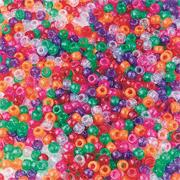 Sparkle Pony Beads (bag of 700)