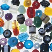 Exotic Glass Bead Assortment (bag of 250)