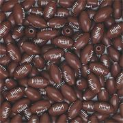 Football Beads (bag of 144)