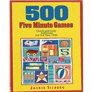 500 Five Minute Games Book