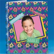 Blank Scrapbook 10&quot; x 8&quot;, 20 pages  (pack of 6)