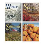 Seasons Books  (set of 4)