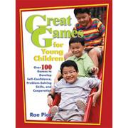 Great Games For Young Children Book