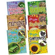 Life Cycles Book Set, Grades 2-5