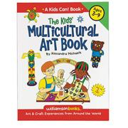 The Kids&#039; Multicultural Art Book