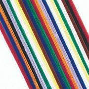 "Chenille Stems 12""x6mm - Standard Colors  (pack of 100)"