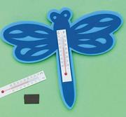 Dragonfly Thermometer Craft Kit (makes 12)