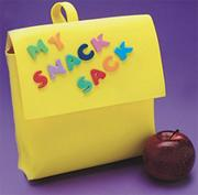 Snack Sack Craft Kit (makes 12)