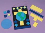 Faith Makes a World of Difference Banner Craft Kit (makes 12)
