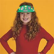 Foam Visor Craft Kit (makes 12)